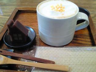 コーヒー白玉ぜんざい.JPG